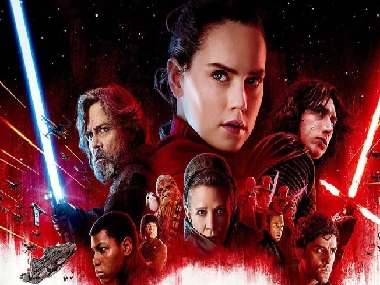 Star Wars: The Last Jedi has second highest opening of all time in North America