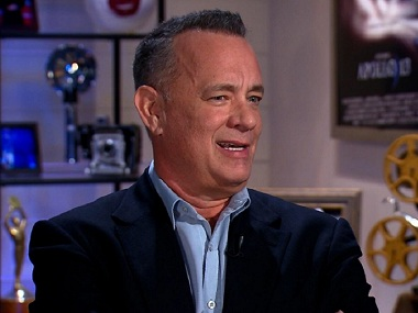 Tom Hanks on Hollywood sexual harassment row: 'It's never too late to change things'