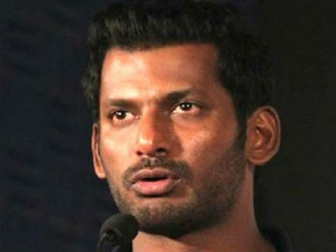 Vishal's political intentions have caused turmoil within the industry; he now needs a new way ahead