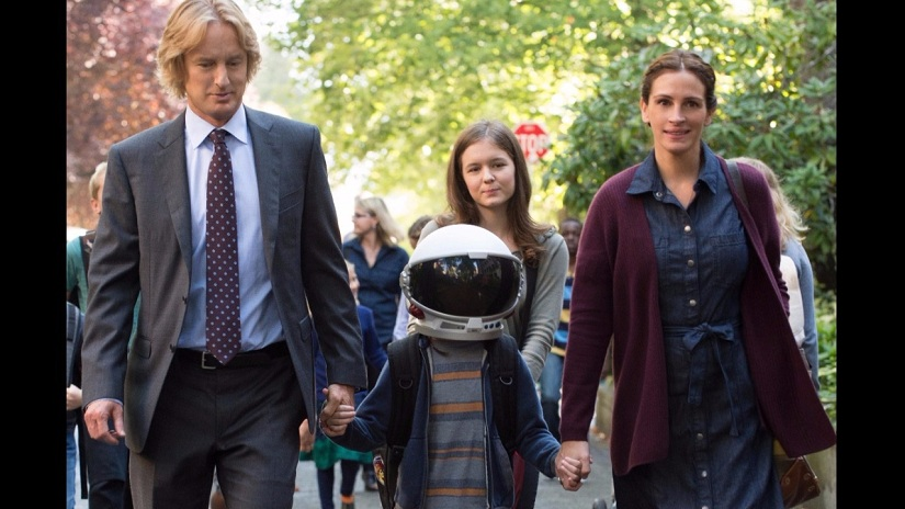 Wonder movie review A feelgood story about family and coming to terms with being different