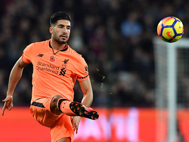 Serie A Juventus confirm interest in Liverpool midfielder Emre Can claims report