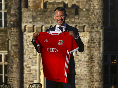 Former Manchester United legend Ryan Giggs appointed Wales manager
