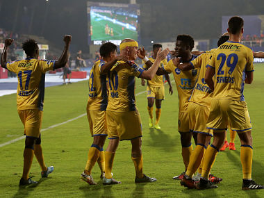 Highlights ISL 2018 ATK vs Kerala Blasters Football Match Score and Updates Game ends in an entertaining draw