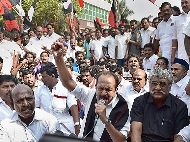Tamil Nadu bus fare hike Over 7000 political workers taken into police custody amid protests