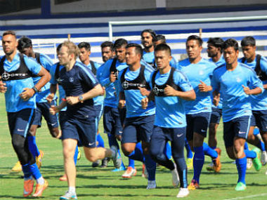 Indian footballer Eugeneson Lyngdoh believes team should play against tougher opponents ahead of Asian Cup