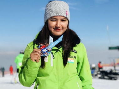 Aanchal Thakur hopes her international skiing medal ends government apathy towards winter sports