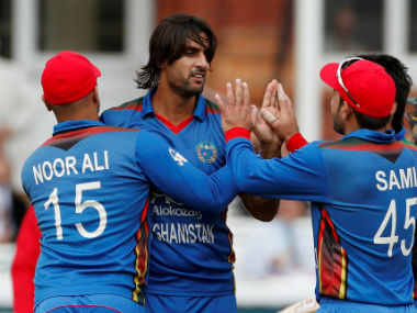 Afghanistan Cricket Team Lord's Reuters 380