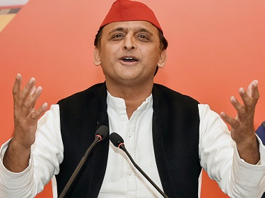 BJP spent first year removing Samajwadi word from schemes did no significant work says Akhilesh Yadav