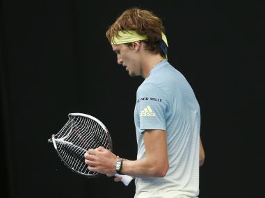 Australian Open 2018 Alexander Zverev mystified by Grand Slam failures says he has some figuring to do