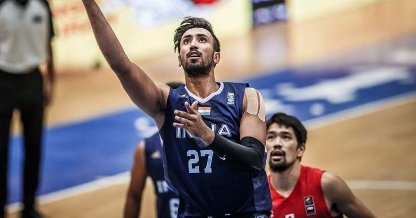 18 for 18 From Amjyot Singhs stint in NBA GLeague to Asian Games things to look forward to in Indian basketball