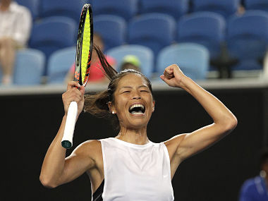 Australian Open 2018 Hsieh SuWei to continue with freestyle tennis after pushing Angelique Kerber to brink