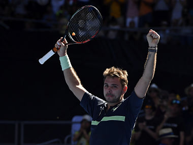 Stan Wawrinka advances to second round of St Petersburg Open with hardfought win over Aljaz Bedene