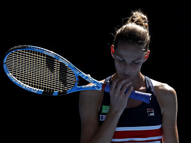 Qatar Open Karolina Pliskova becomes fifth star player to pull out of tournament due to fatigue