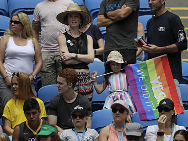Australian Open 2018 Stars fans back LGBTQ rights but mum on renaming of Margaret Court Arena