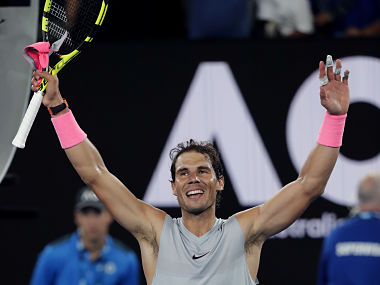 Australian Open 2018 Positive Rafael Nadal happy to mark return from injury with victory