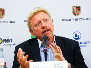 German tennis legend Boris Becker begins auction of trophies personal souvenirs to pay off debts