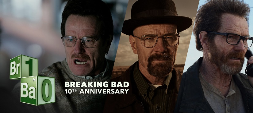 Breaking Bad turns 10 How this methfueled crime drama filled The Wiresized void on TV