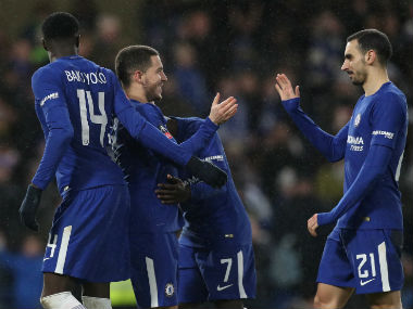 FA Cup Nineman Chelsea squeeze past Norwich City on penalties after 11 draw Wigan brush aside Bournemouth