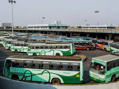 Tamil Nadu govt hikes bus fares by 20 to 54 percent says move inevitable on account of rising fuel prices