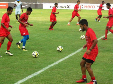ILeague 201718 Churchill Brothers look to maintain winning momentum against Shillong Lajong