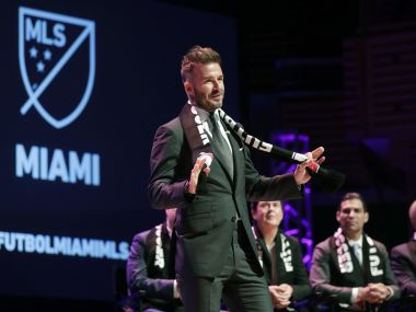 David Beckham to emulate Manchester Uniteds youth development formula in new Miami MLS team