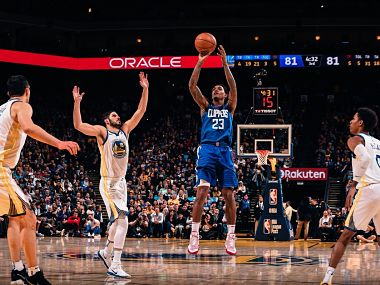NBA Lou Williams nets careerhigh 50 points as Clippers pip Warriors Timberwolves beat struggling Thunder