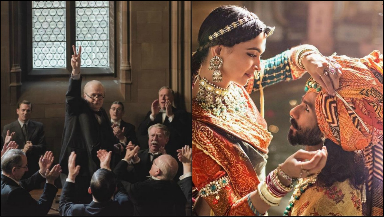 Darkest Hour and Padmaavat row The Gary Oldmanstarrer has a hidden lesson for Karni Sena