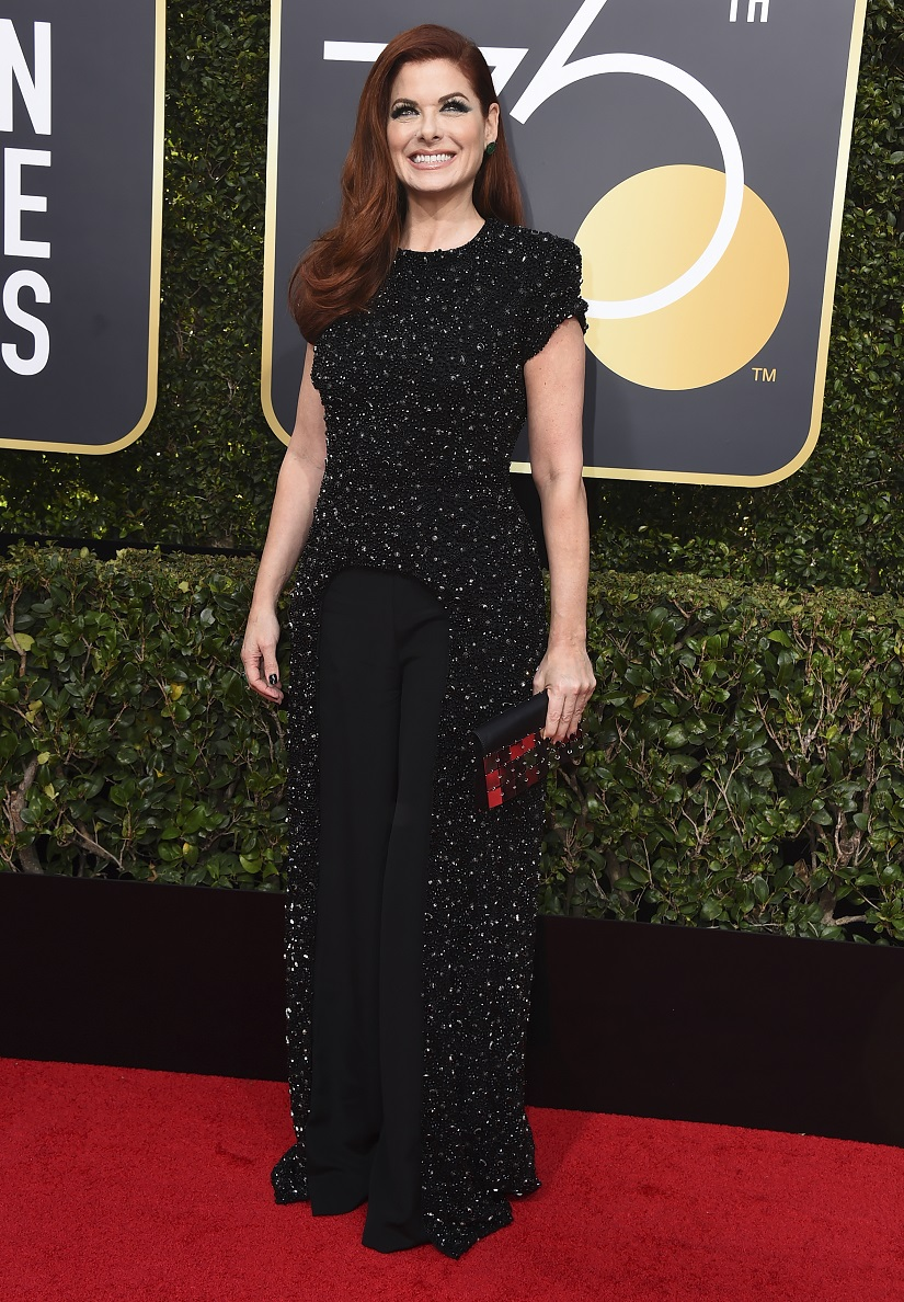 Golden Globes 2018 The best dressed women wore their scars as beautifully as their clothes