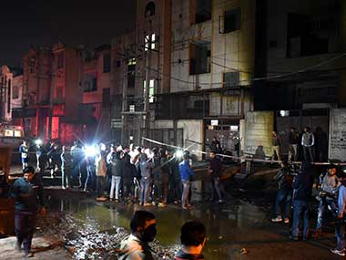 Bawana fire tragedy Crime Branch takes over investigation of incident which killed 17 accused sent to judicial custody