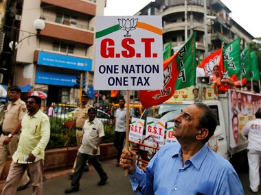 Budget 2018 Benefit from GST probably wont show up next year reveals poll