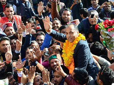 Himachal Pradesh to have a new electricity and mining policy soon says Chief Minister Jairam Thakur