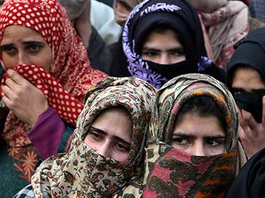 Jammu and Kashmir women marrying nonnatives dont lose residency rights says exstate advocate general Ishaq Qadri