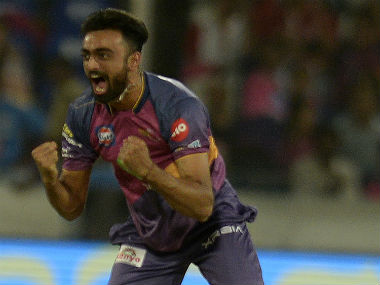 Jaydev Unadkat collected an unprecedented 24 wickets in the last edition, which earned him a recall into the India T20I squad. AFP