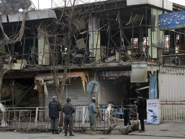Kabul ambulance blast Death toll now 103 as Afghanistan observes day of mourning