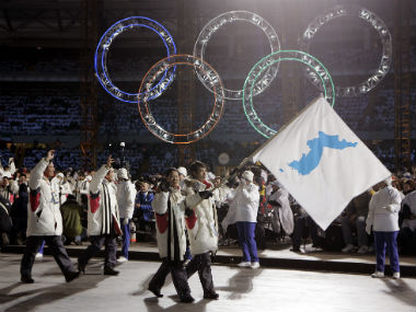 Winter Olympics 2018 North and South Korea plan to field unified womens ice hockey team in a show of unity