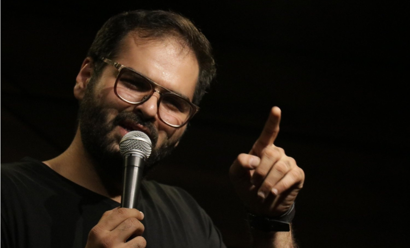 Comedian Kunal Kamras show cancelled by Gujarat University on claims of antinational content