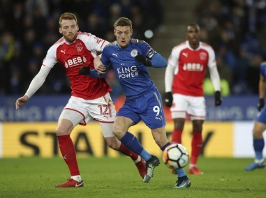 FA Cup VAR helps Leicester City advance to fourth round West Ham score late in extratime to win replay
