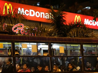 GST NAA finds McDonalds franchisee Hardcastle Restaurants guilty of profiteering Rs 749 cr