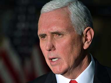 Pakistan must do more against Taliban and other militants Mike Pence tells Shahid Khaqan Abbasi