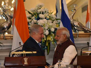 India Israel will never give in to terror says Benjamin Netanyahu Full text of Israeli PMs speech