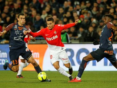 Ligue 1 Monaco fail to win against Montpellier in Radamel Falcaos absence Marseille defeat Rennes