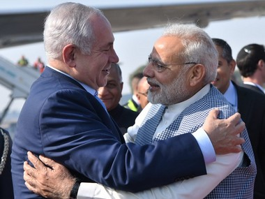 Narendra Modi need not explain hugging world leaders being touchy feely is the desi way of welcoming guests