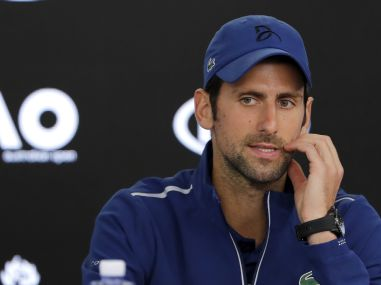 Australian Open 2018 Novak Djokovic compares tennis to an industry expresses concern for players welfare