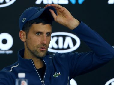 Australian Open 2018 Novak Djokovic says he will reassess his fitness situation after his unexpected exit