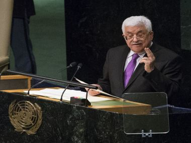 Mahmoud Abbas to seek EU recognition for Palestine reiterates commitment to West Asia peace process