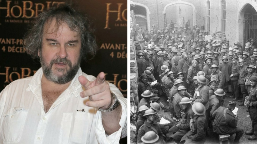 Lord of the Rings helmer Peter Jackson to make 3D colour documentary on World War I
