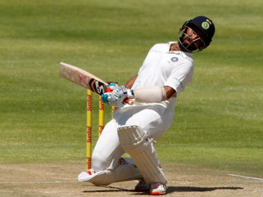 Cheteshwar Pujara holds the key to India pulling off a miracle on Day 5. Reuters
