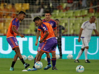 Highlights ISL 2017 FC Pune City vs ATK Football Match Score and Updates Hosts too good against Teddy Sheringhams side
