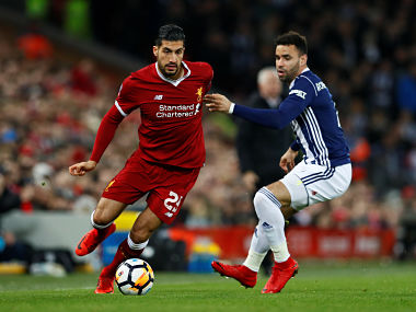 Serie A Juventus doing eveything to sign Liverpools Emre Can says general manager Giuseppe Marotta