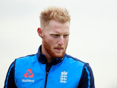 Cricket - England Nets - Emirates Old Trafford, Manchester, Britain - September 18, 2017 England's Ben Stokes during nets Action Images via Reuters/Jason Cairnduff - RC16D40A9C00